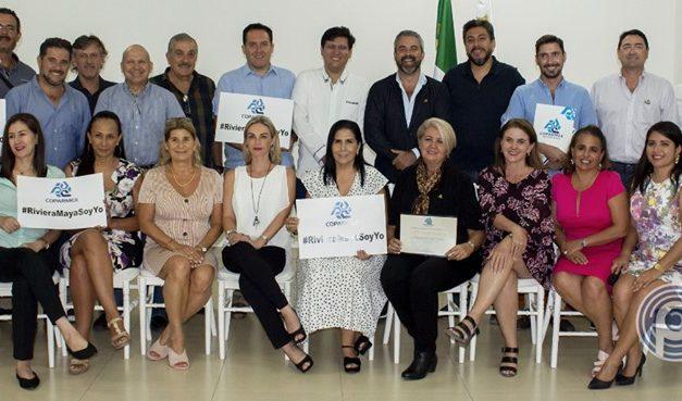 Primer Informe de Actividades de la Delegación Riviera Maya