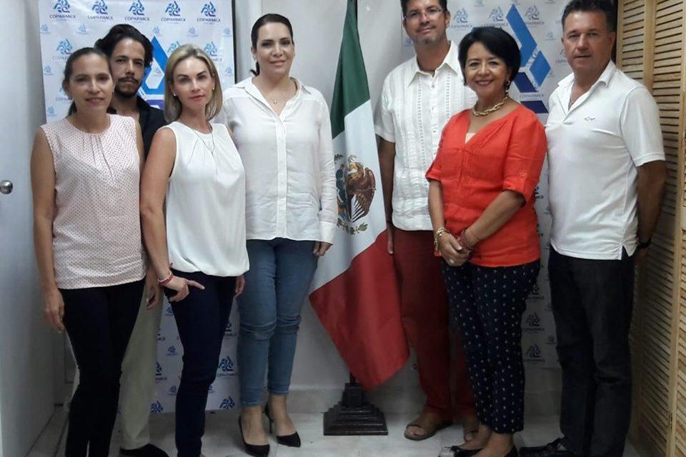 Encuentro con la Diputada Federal por Q.Roo, Lic. Adriana Tessier Zavala